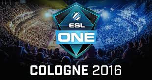 ESL One: Cologne 2016 Results
