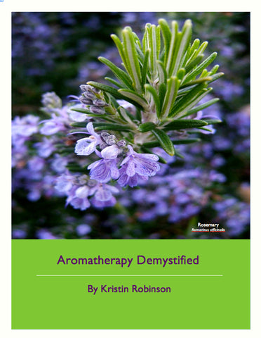 Aromatherapy DeMystified
