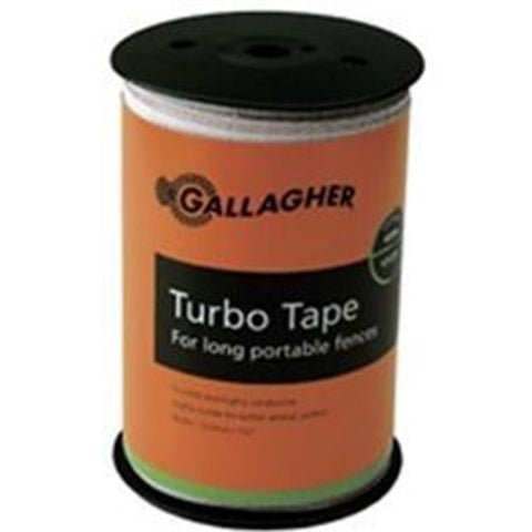 Turbo Tape for Long Portable Fencing