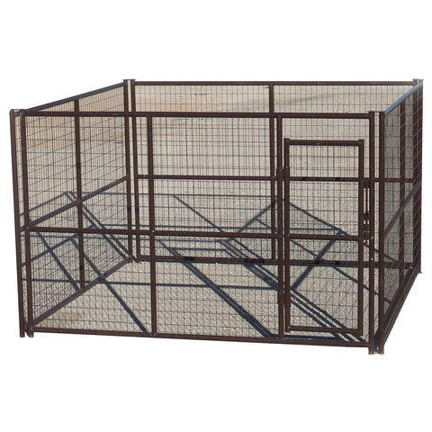 Stockman Brown Kennel for Small Animals