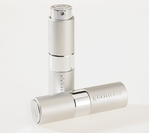 Luxe Silver Twist Top Bottle 15ml