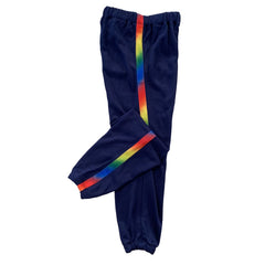 Flowers by Zoe Blue Rainbow Sweatpant