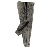 Flowers by Zoe Snakeskin Grey Sweatpant