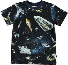 Molo Boys Fall 2019 Space Graphic T Shirt