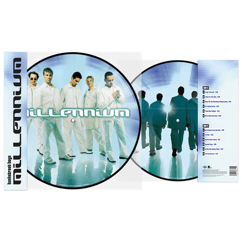 "Backstreet Boys ""Millennium"" Picture Vinyl (1LP)"