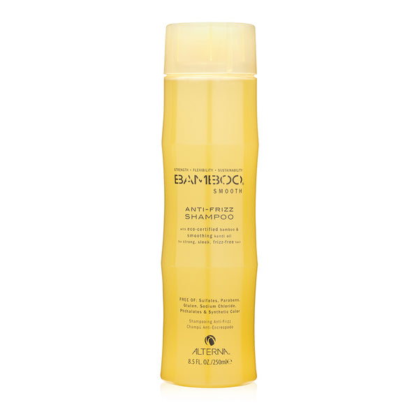 Bamboo smooth anti frizz shampoo - alternahaircare