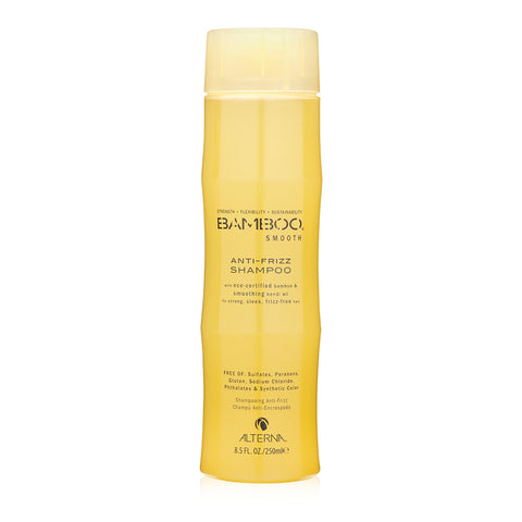 Bamboo smooth anti frizz shampoo