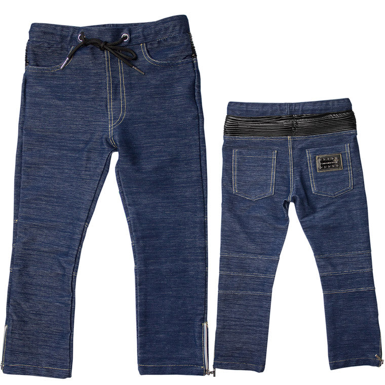 The M-501 - Ultra Soft Denim Pants - Blue