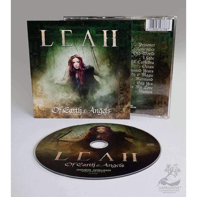 Of Earth & Angels CD (Physical)