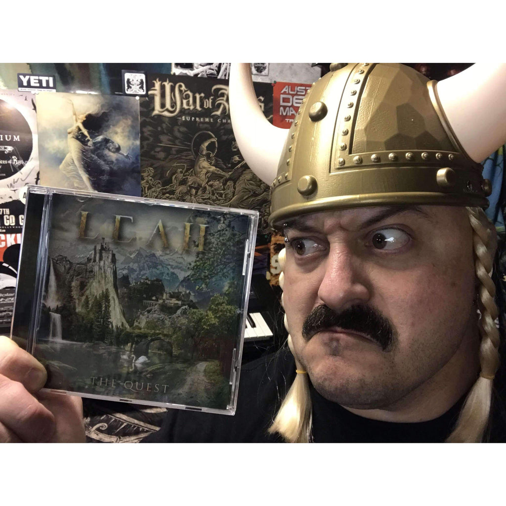 The Quest CD (Physical)