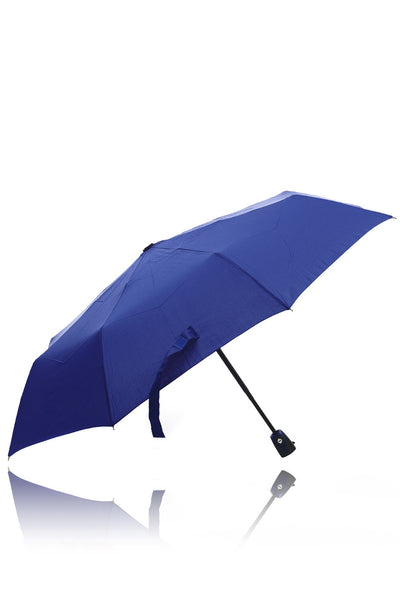 DOPPLER UNI Indigo Blue Magic Fiber Umbrella