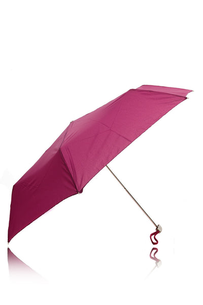 DOPPLER UNI Mini Slim Purple Umbrella