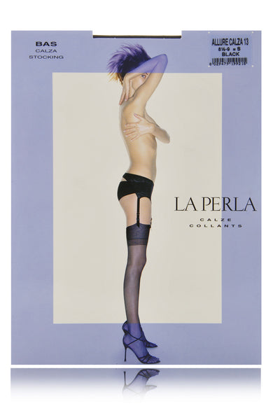 LA PERLA ALLURE Sheer Stockings Nude