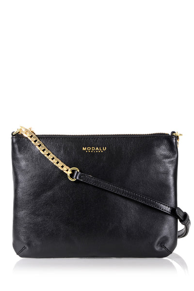 TWIGGY Black Crossbody Bag