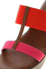 IRA Multicolor Elastic Wedges