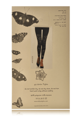ZOHARA ONE WAY Black Leggings
