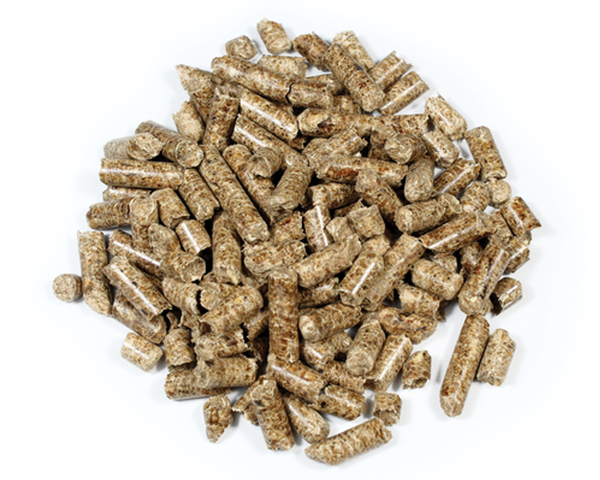 Hickory Wood Pellets 20 Lb. Bag