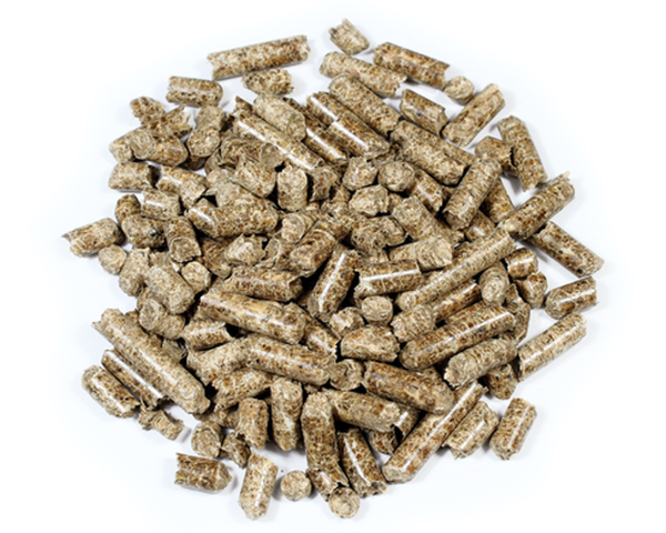 Mixed Hardwood Wood Pellets 20 Lb. Bag