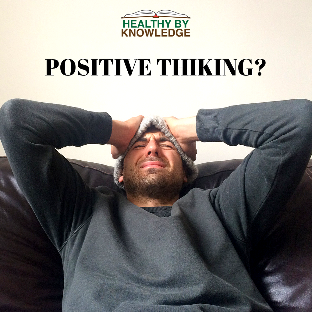 Does positive thinking work?