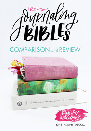 Journaling Bibles Comparison & Review
