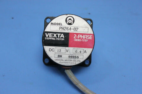 Vexta 2 Phase Stepping Motor PH264-02 1.8 DEG