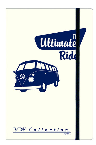 VW T1 Bus Ultimate Ride Notebook