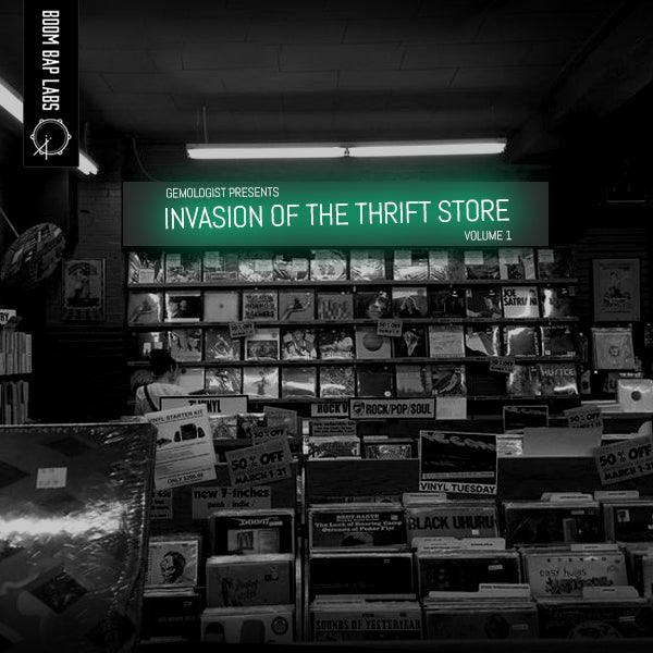 Invasion of the Thrift Store 1 - Boom Bap Labs