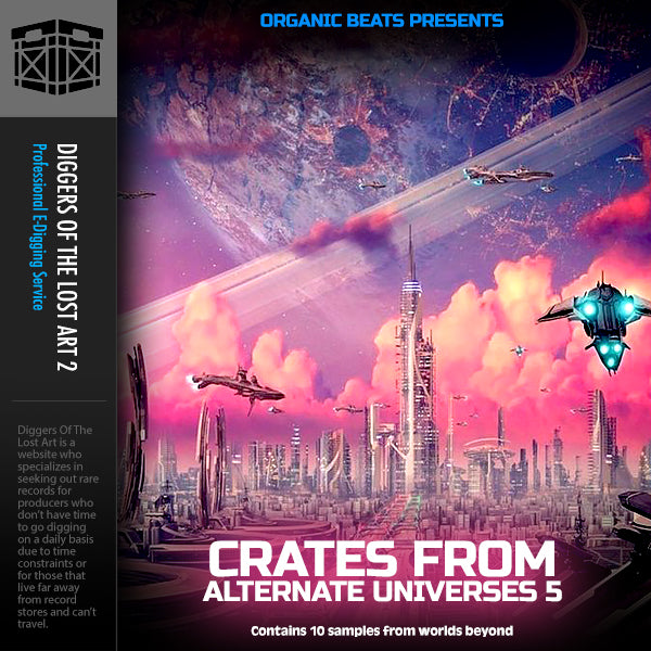 Crates From Alternate Universes 5