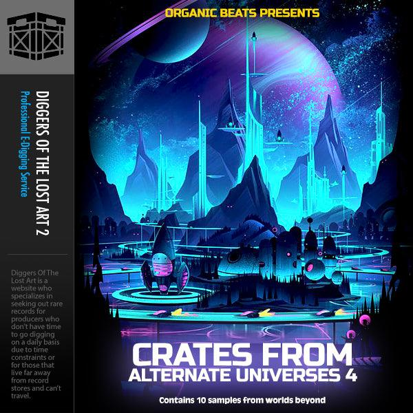 Crates From Alternate Universes 4