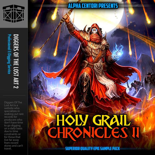 Holy Grail Chronicles 2 - Boom Bap Labs