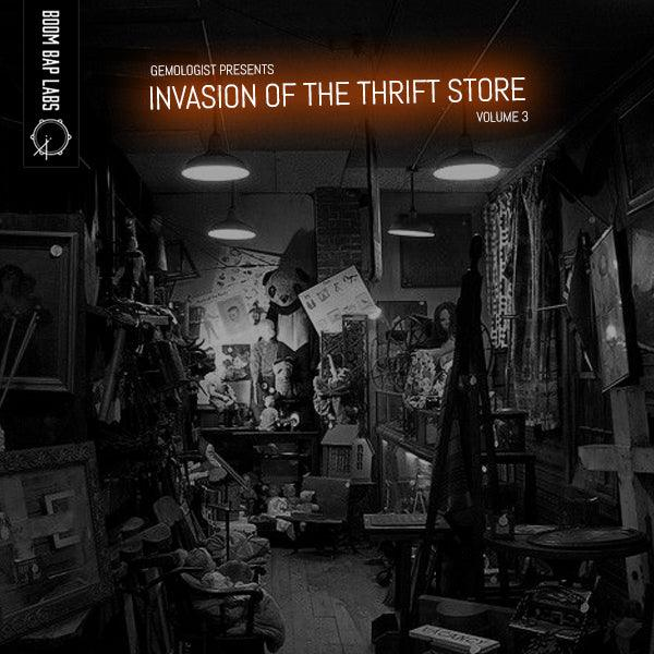 Invasion of the Thrift Store 3 - Boom Bap Labs