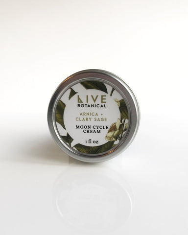 Live Botanical Moon Cycle Cream