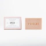 Woodlot 4Ounce Soap Bar Amour Pair