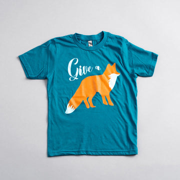 Give a Fox - Kids - Fox & Fir Design