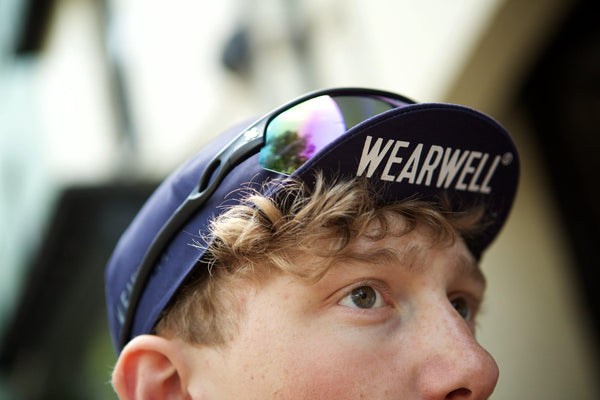 Cycling Cap - Revival Collection | Second Edition - Navy Blue - Cycle Cap - Wearwell Cycle Company