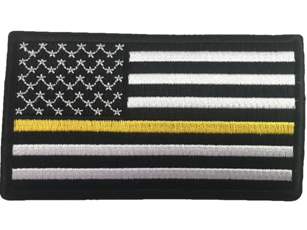 Tow Lives Matter Flag Patch