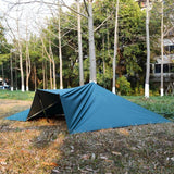 3*3m 210T with silver coating -Sun Shelter | TravDevil - 7