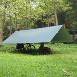 3*3m 210T with silver coating -Sun Shelter | TravDevil - 2