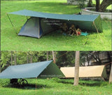 3*3m 210T with silver coating -Sun Shelter | TravDevil - 14