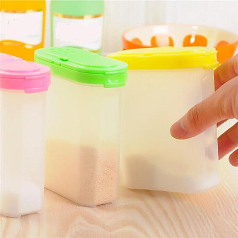 Food Seasoning Container -FOOD STORAGE | TravDevil - 1