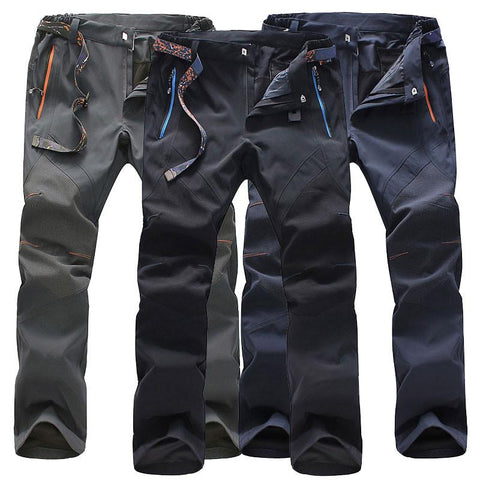 Fast Dry Pants For Hiking Climbing Hunting Fishing,Summer Sport -APPAREL | TravDevil - 1