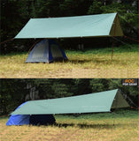 3*3m 210T with silver coating -Sun Shelter | TravDevil - 5