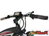 Addmotor MOTAN M850 P7 48V 750 Watt Dual Suspension 26 Inch Fat Tire Electric Bicycle Electric Mountain Bikes - Electric Bike City
