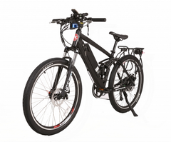 X-Treme Rubicon 48V Rear Shock Electric Mountain Bike Electric Bikes - Electric Bike City