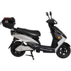 X-treme Cabo Cruiser 48V Electric Moped Electric Bikes - Electric Bike City