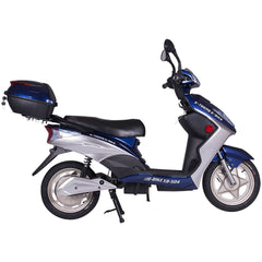 X-Treme XB-504 48V Electric Bicycle Moped Electric Bikes - Electric Bike City
