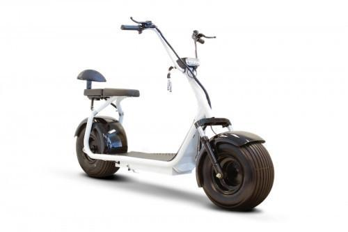E-Wheels Fat Tire Electric Scooter Electric Scooters - Electric Bike City