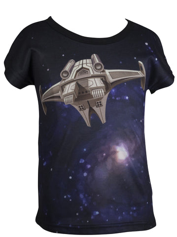 Space  - Boys T shirts - deezo the happy fashion
