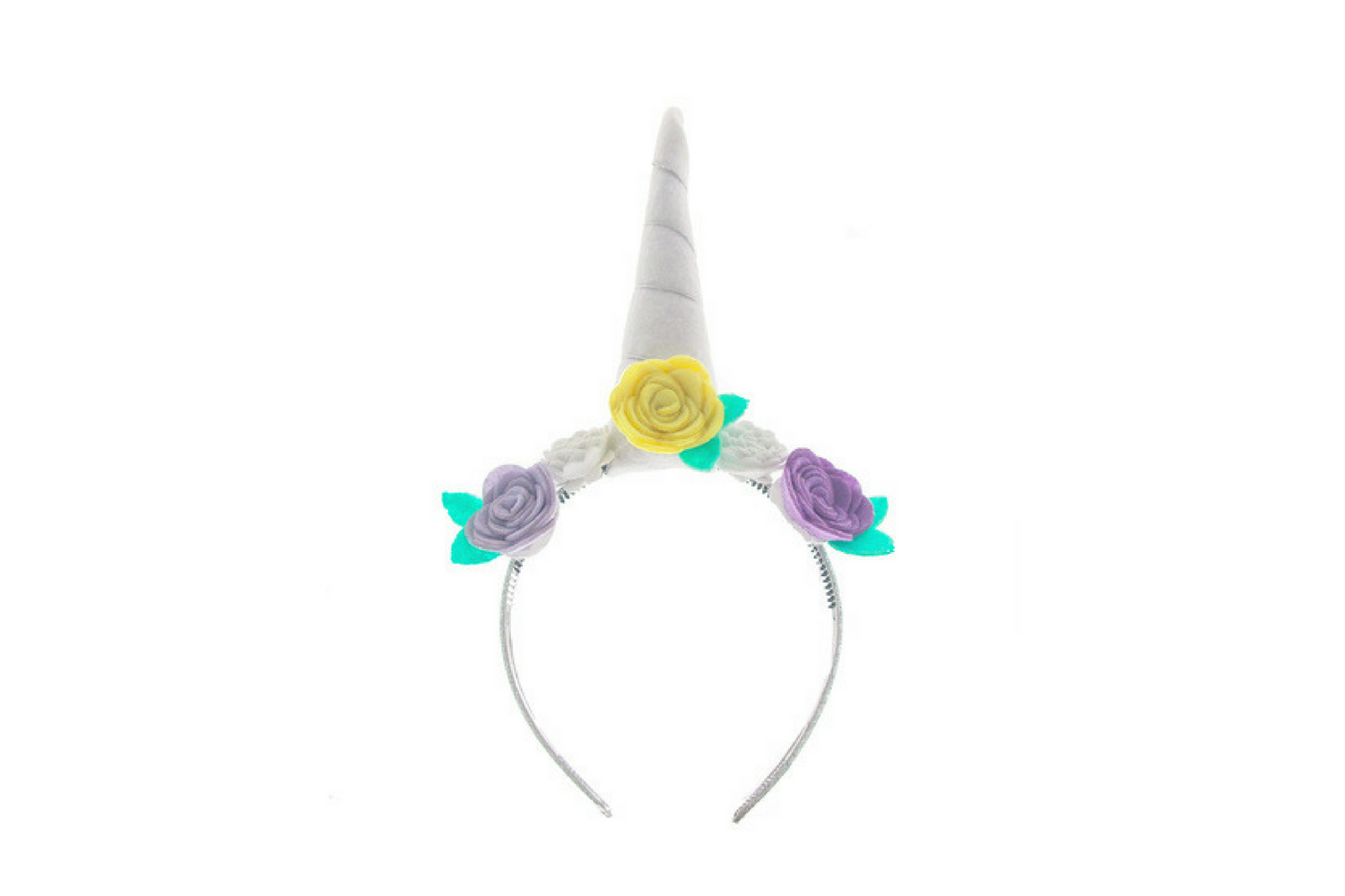 Make Your Own Unicorn Headband - Purple
