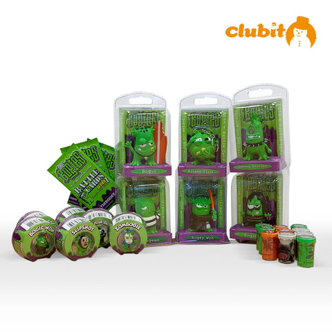 The Collectable Bogies & Slime Mega Bundle pack